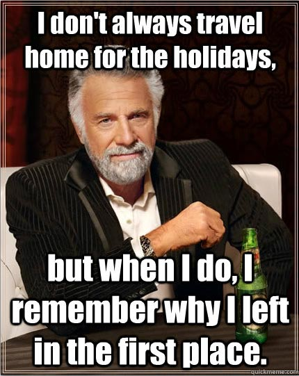 Nothing Says the Holidays Quite Like Your Favorite Memes