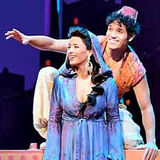 6 Reasons to See Aladdin on Broadway